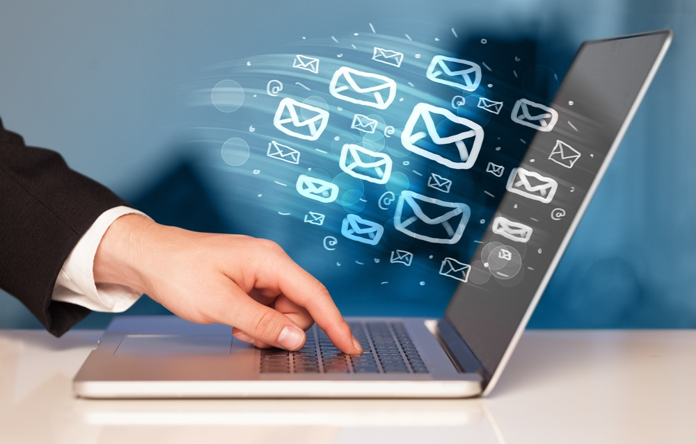 Concept of sending e-mails from your computer.jpeg