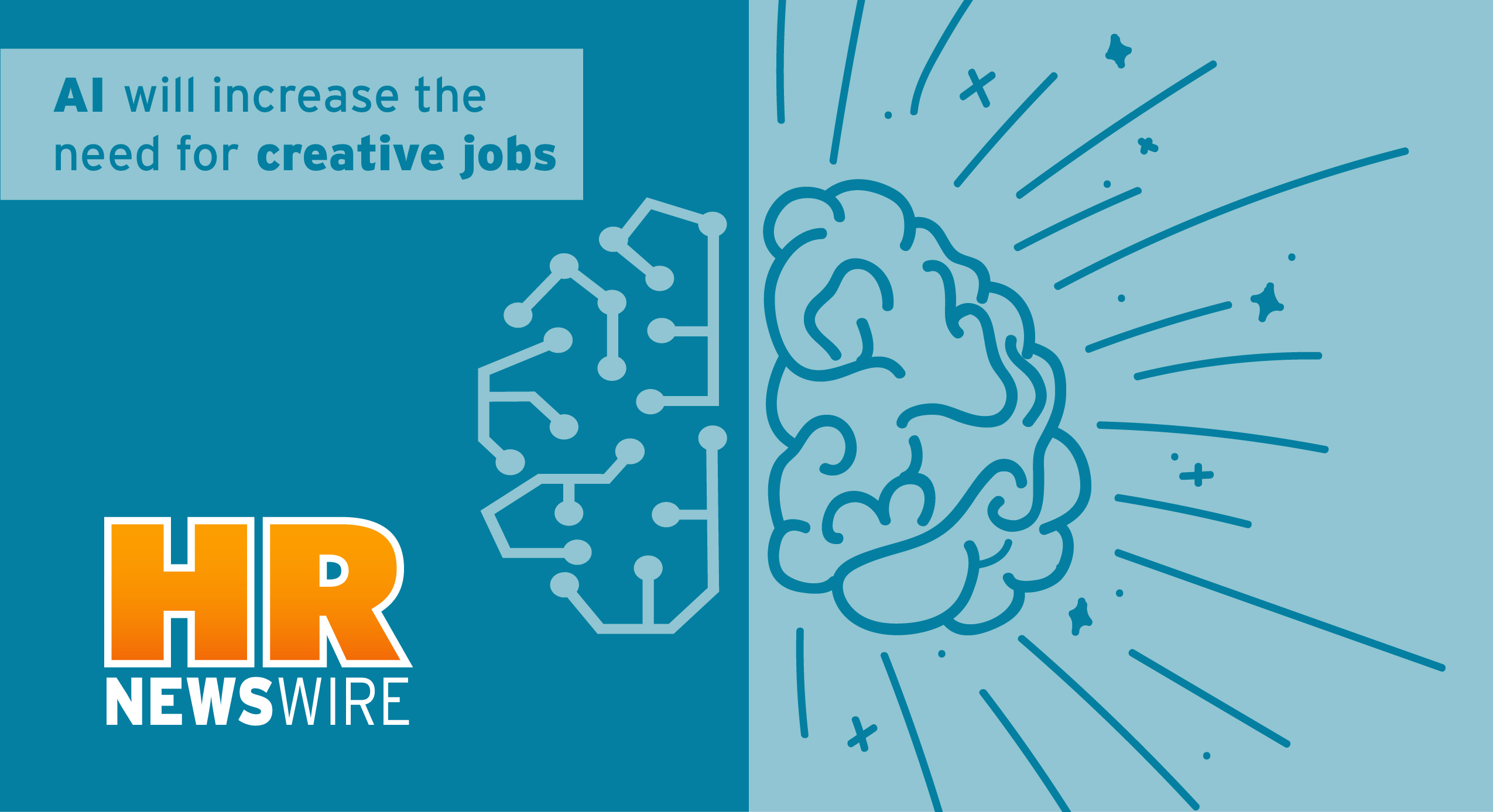The HR News Wire: As AI Takes Over, the Demand For Creative Jobs Increases