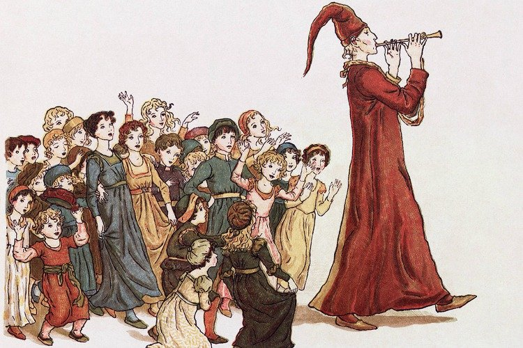 The Pied Piper: What an 800-Year-Old Myth Can Teach About Business Leadership