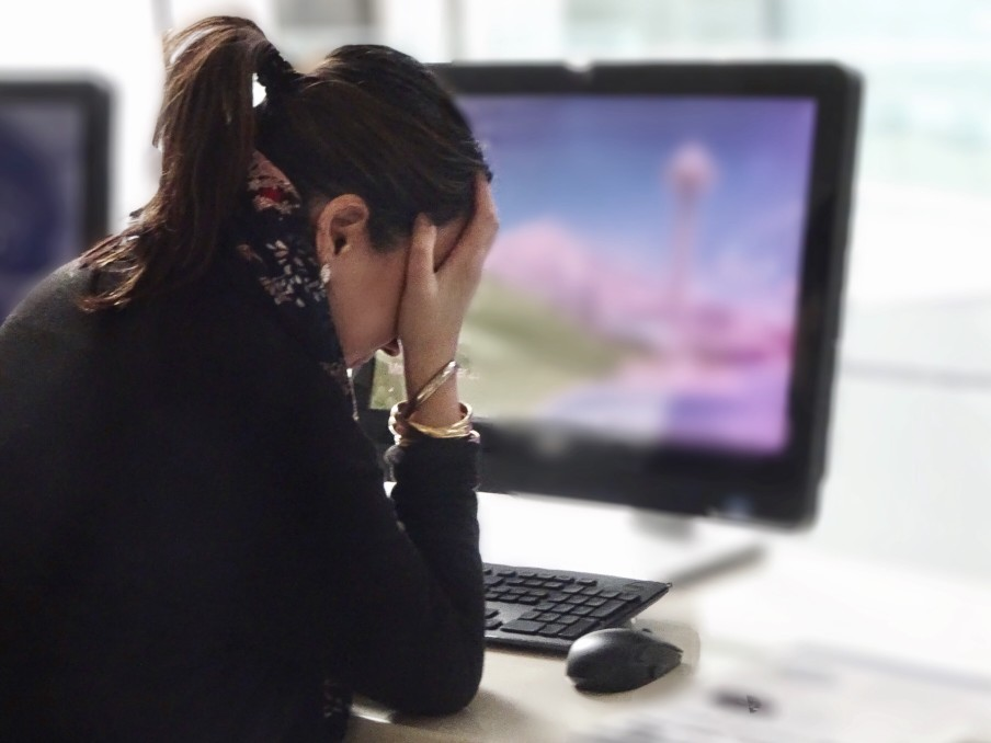 The HR News Wire: Study Finds 8 out 10 People Have Cried At Work